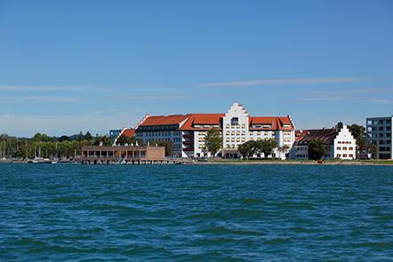 Seehotel am Kaiserstrand, August 2010